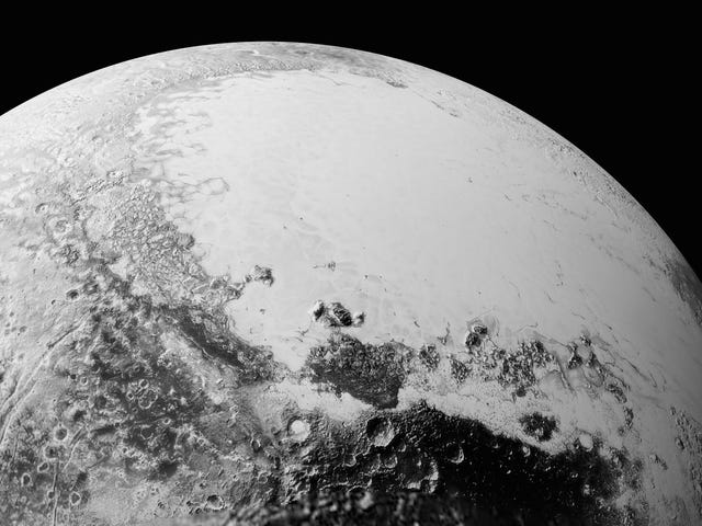 NASA Just Released This Amazing New Set of Up-Close Pluto Pictures