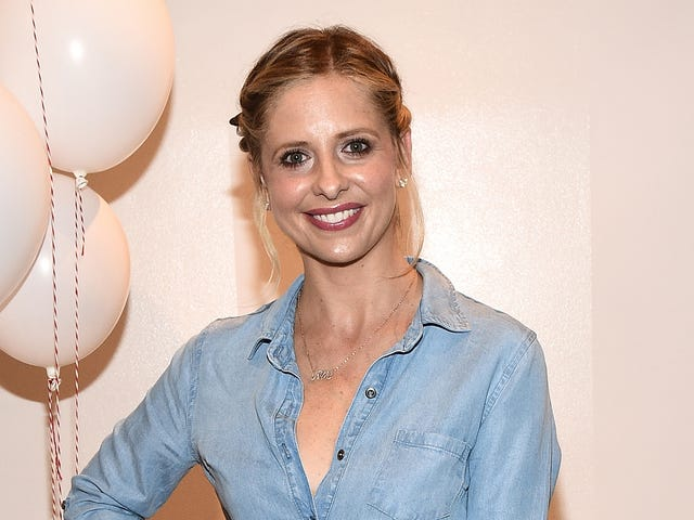Sarah Michelle Gellar: What the Hell, I'll Launch A Lifestyle Brand, Too