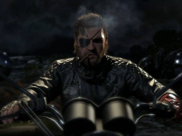 about the ending of MGS5 and THAT twist