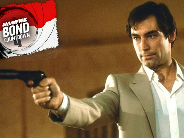 The Living Daylights: The Good Bond Movie You Can Never Remember The Name Of