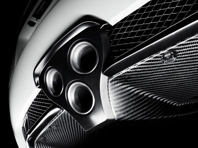 Tio bilar med de mest fantastiska avstämda avgaserna
