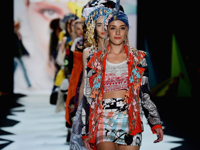 NYFW: What Is the Deal With Desigual?