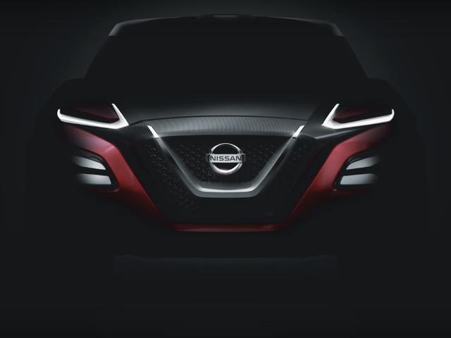 Nissan Gripz Concept är den Z-inspirerade Crossover Vi var oroade över