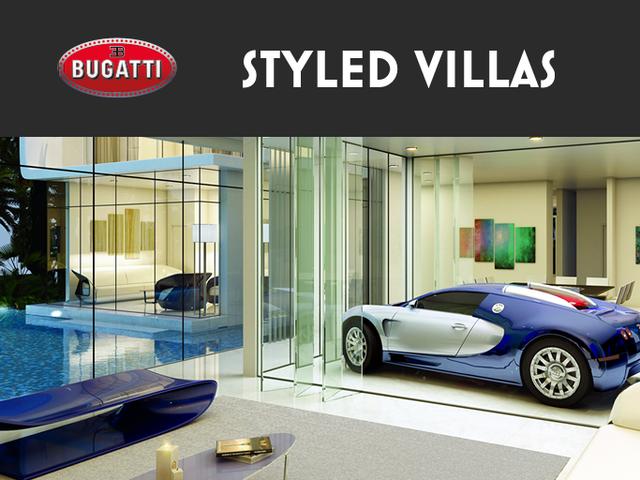 Usted puede comprar una casa Bugatti en un campo de golf Tiger Woods