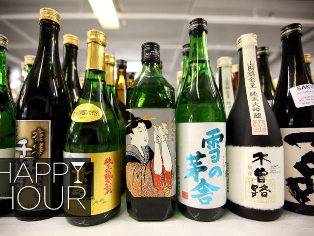 How to Drink Sake: Your Guide to Japan's Tasty, Boozy Gift to the World