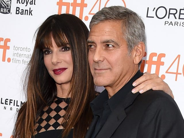 George Clooney Says 'A Lot More' Movie Roles Can Be Switched to Women