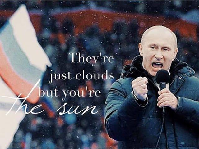 Pampasigla Putin