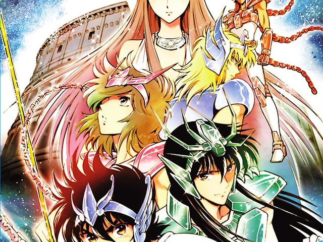 Why I Love Saint Seiya So Much Part-III: It´s Spinoff and Movies.