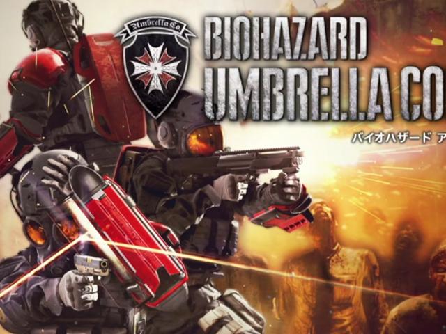 <i>Resident Evil</i> 이 멀티 플레이어 슈터로 변했습니다.