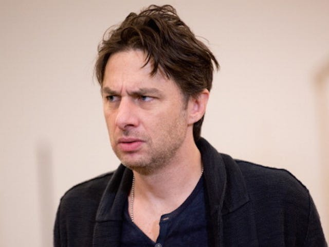 If You Mock Garden State, You Will Hurt Zach Braff's Fragile Heart