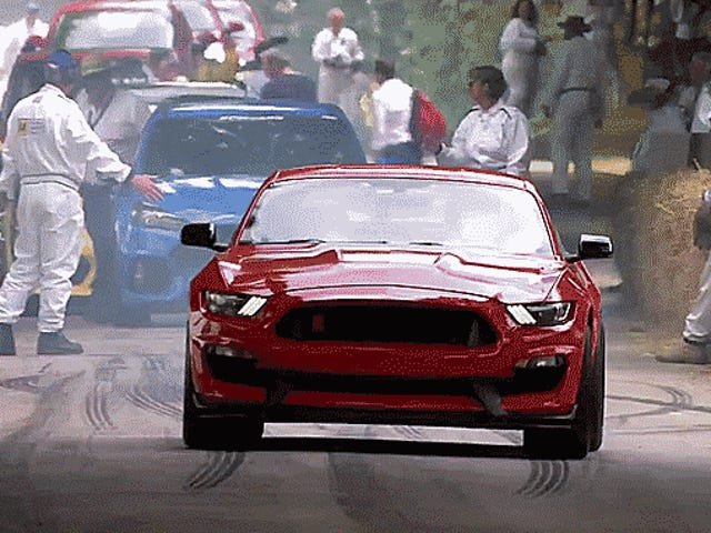 Overpriced Mustang risavfall: Shelby GT Ecoboost Mustang