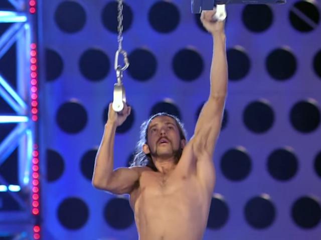 Alguien finalmente completó American Ninja Warrior curso final de American Ninja Warrior