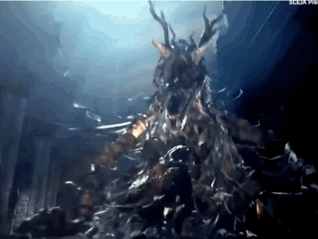 <i>Bloodborne</i> 의 DLC 트레일러는 작은 세부 사항으로 포장되어있을 가능성이 높습니다.