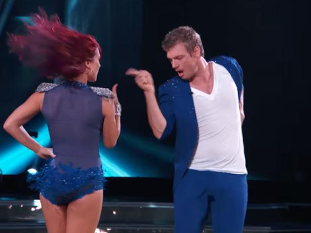 Sad Dancing With the Stars Diaries: Nick Carter finder nogle nye BFF'er