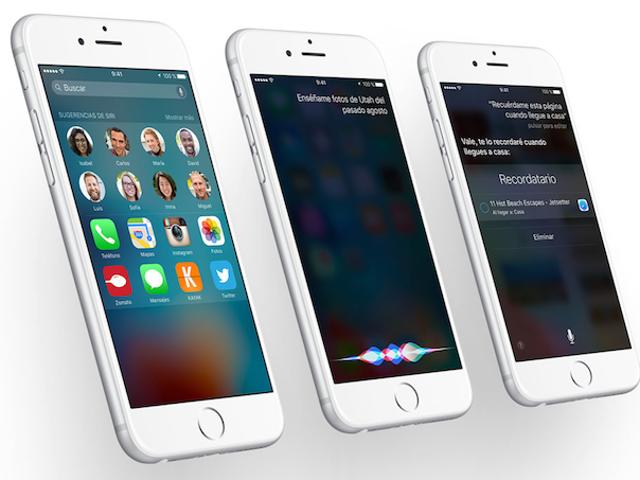 Ang lahat ng ito ay na-update sa iPhone o iPad bago ang aktwal na iOS 9