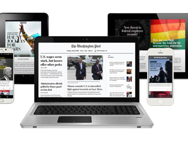 Amazon Prime Members Now Get Six Months of the Washington Post for Free