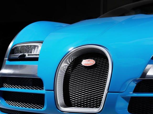 Ny Bugatti till kostnad hela Lamborghini mer än gamla Bugatti