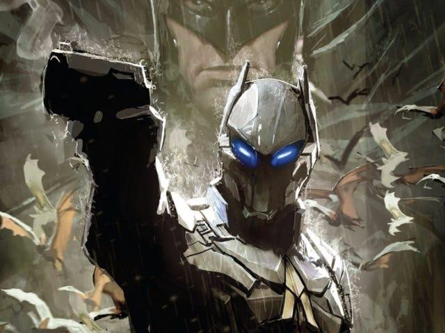 Den nyeste Arkham Knight Comic gør nogle klare tweaks til Batman Lore