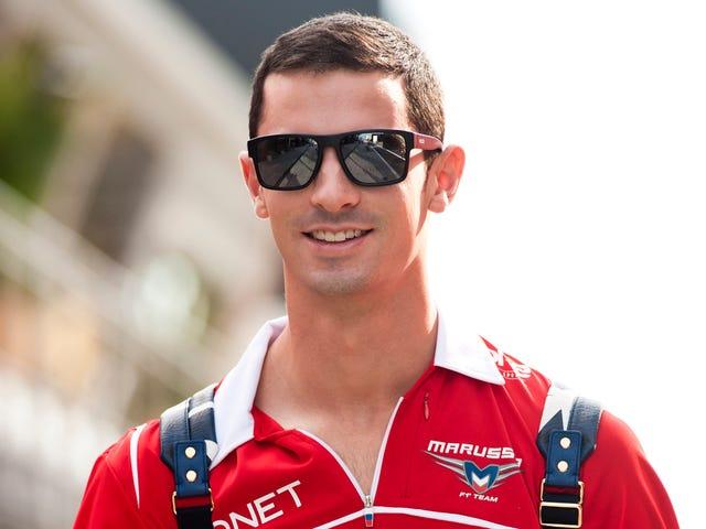 Un Américain est de retour en F1 alors qu'Alexander Rossi signe de conduire avec Manor pour le reste de 2015