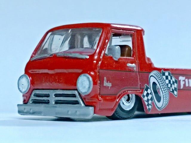 PERSONALIZADAS!!  Dodge A100 build FINISHED!