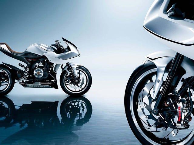 Il concetto di ricorsione a turbocompressore di Suzuki ha appena fatto un passo in avanti verso la produzione