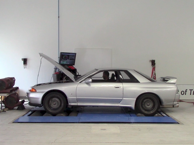 I Took My Nissan Skyline GT-R To A Dyno To Find Out How Much Power It Makes