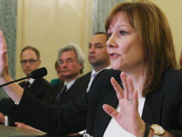 GM zapłaci 900 milionów dolarów za ukrycie wyłącznika zapłonu przez regulatory: raport