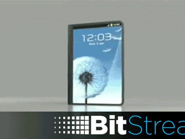 ¿El primer teléfono inteligente plegable del mundo está finalmente listo?