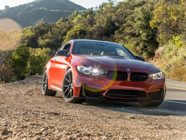 El BMW M4 Dinan: un sintonizador rápido y furioso en el que no necesitas que Ludacris trabaje