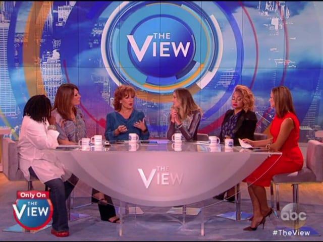 <i>The View</i> apprend à la dure Pas à foutre avec les infirmières