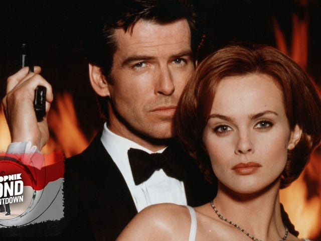 GoldenEye: The Modern Bond Movie That's Just A Damn Good Time