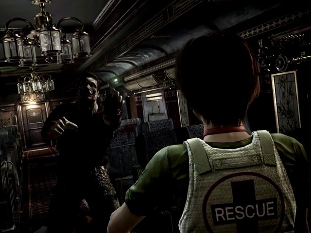 The New and Old in Resident Evil Zero's HD Remaster