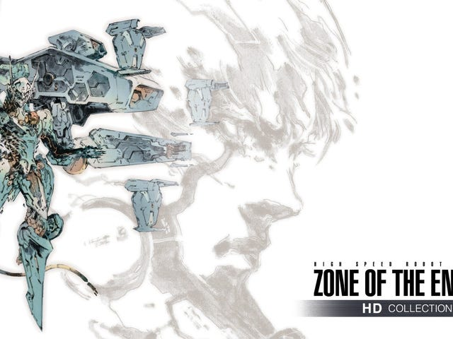 Zone of the Enders: Hideo Kojima's (Not So) Forgotten Masterpiece