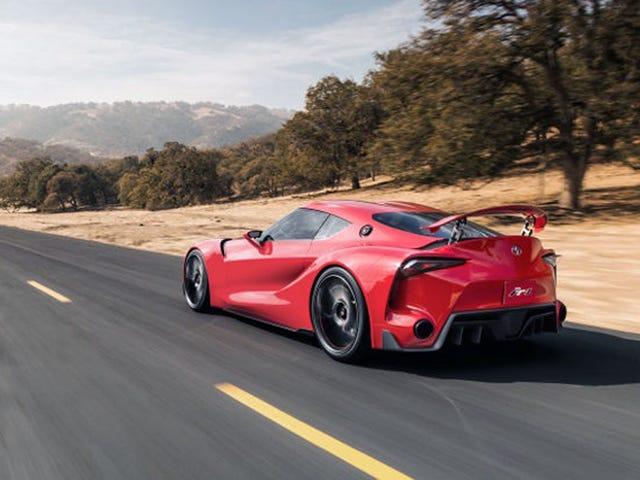 Toyota: Απόφαση για κοινό αθλητικό αυτοκίνητο με BMW που έρχεται μέχρι το τέλος του έτους