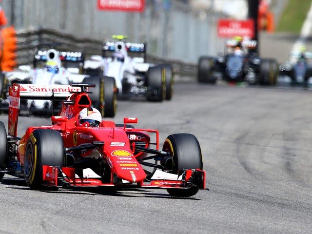 Weekend Motorsports Roundup, syyskuu 19-20, 2015