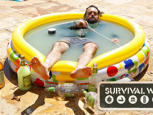 The Last Man On Earth Proves That Survival Doesn't Always Have to Suck