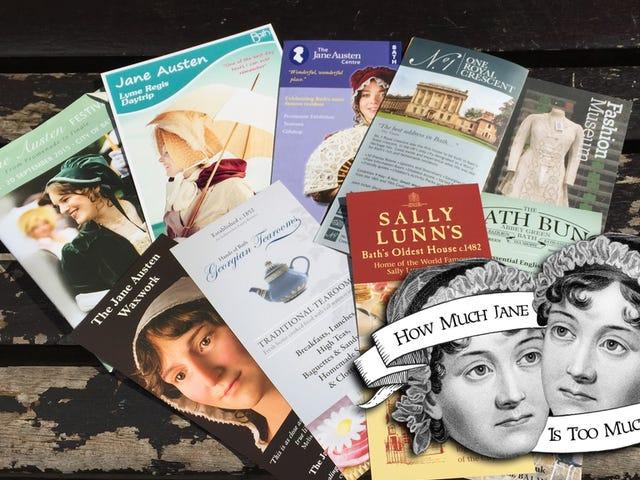 How Jane Austen Became Such a Tourist Trap