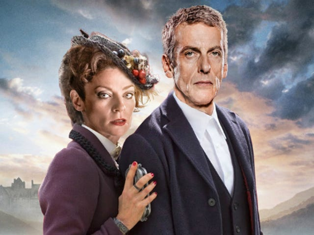 Doctor Who Series 9 Episode 1: The Magician's Apprentice Discussion Thread
