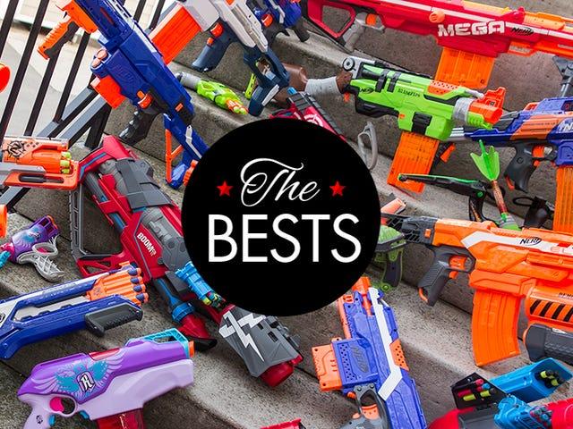 A melhor arma de Nerf para todos os miúdos (no coração)