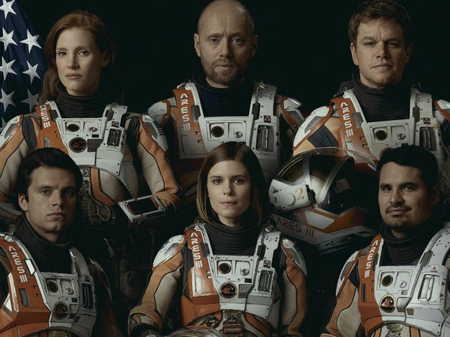 Conheça a tripulação de Ares 3 no Guia da Missão Oficial do The Martian