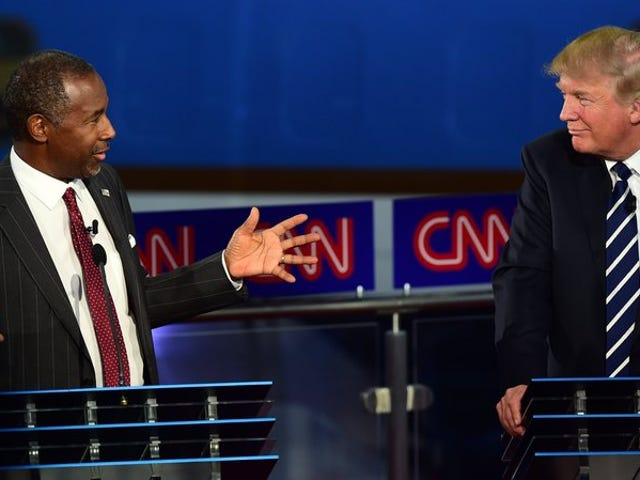 Ben Carson's Views on Vaccines are Some Anti-Science Pandering Bullshit