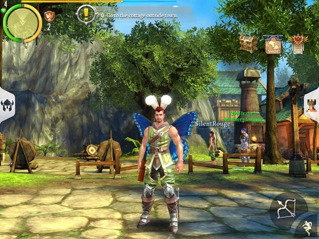 Gameloft's free-to-play MMO Order & Chaos II: Redemption launched on iOS, Android and Windows la