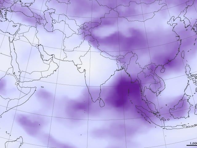 Το πρόσφατο Heat Wave της Ινδίας ήταν απολύτως βίαιο