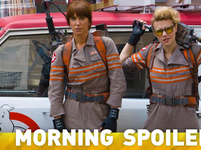 ¡Otra estrella original de <i>Ghostbusters</i> aparecerá en la nueva película!