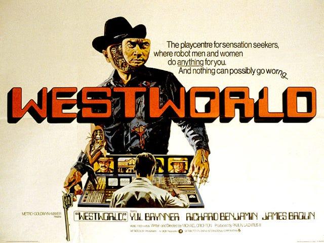 "Gort! Robby! The Gunslinger! Rise of the ""Robots"" on TCM!"