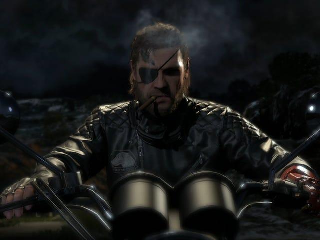 <i>Metal Gear Solid V's</i> Stealth là hoàn hảo
