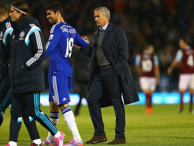 Diego Costa og José Mourinho er The Shitheads vi trenger