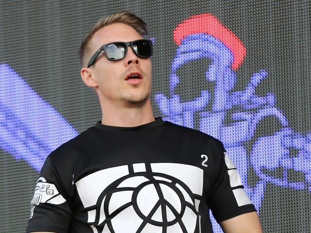 Diplo Scolds the 'Balding Music Critics' at Pitchfork Over Reporting Error