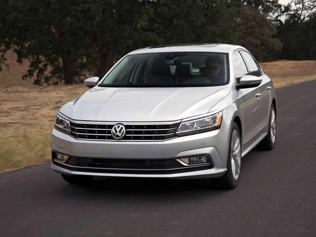 2016 Volkswagen Passat: This Is It