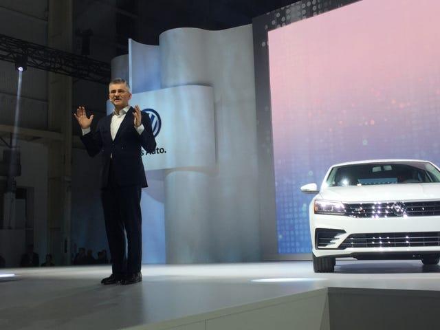 Ο διευθύνων σύμβουλος της Volkswagen στις ΗΠΑ: «Βιδώσαμε» και «θα πληρώσουμε τι πρέπει να πληρώσουμε»